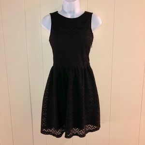 Xhilaration Junior Lace Dress